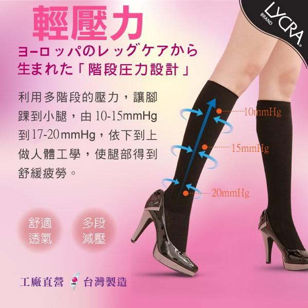 【老船長 】140丹尼快適機能襪健康護腿襪-1雙入