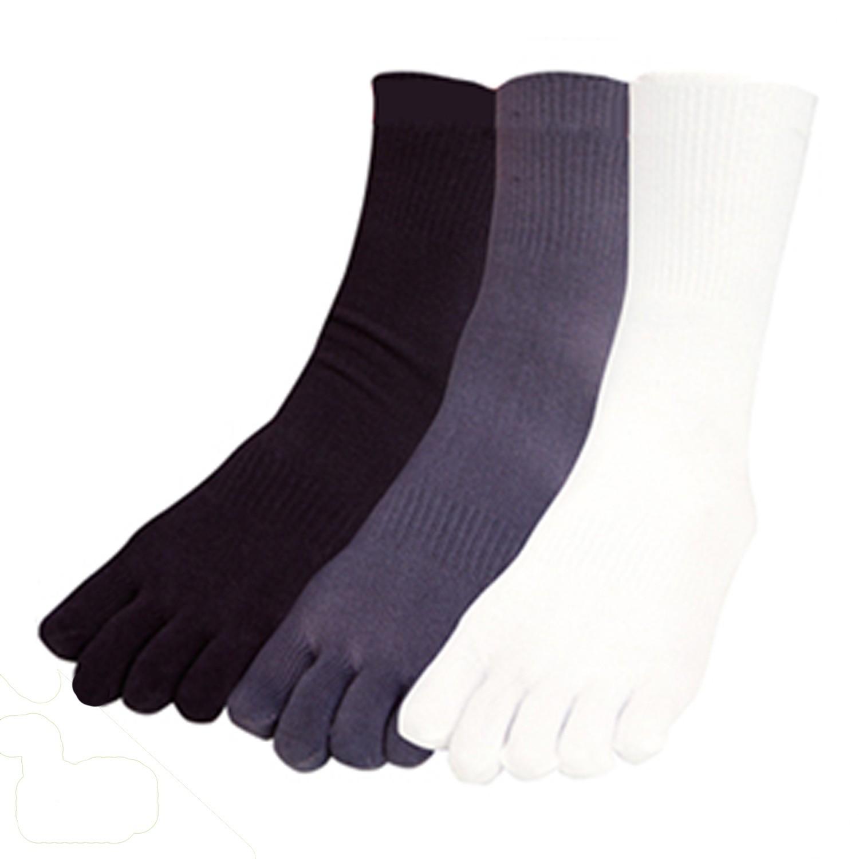 【老船長】(800)健康五趾襪-6雙入