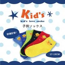 【kid】(A130-19)台灣製棉質童襪-6雙入