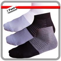 【老船長】(901-23)Ag奈米銀除臭氣墊襪-6雙入(毛巾底)