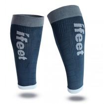 【IFEET】(240-1)漸進式機能壓縮腿套-1雙入