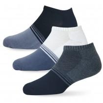 【老船長】(902-3)Ag奈米銀除臭船型襪-6雙入(男款薄襪加大)