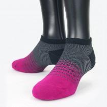 【老船長】(8462)EOT科技不會臭的萊卡抗菌足弓氣墊船型襪-1雙入-紫色22-24CM