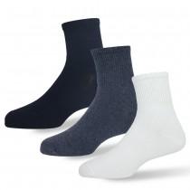 【老船長】(820)細針薄款長襪-12雙入(加大尺寸)