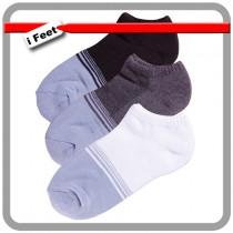 【老船長】(902-23)Ag奈米銀除臭氣墊船型襪-6雙入(毛巾底)